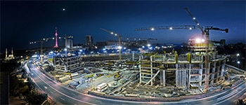 ERP for Engineering & Construction & Infrastructure